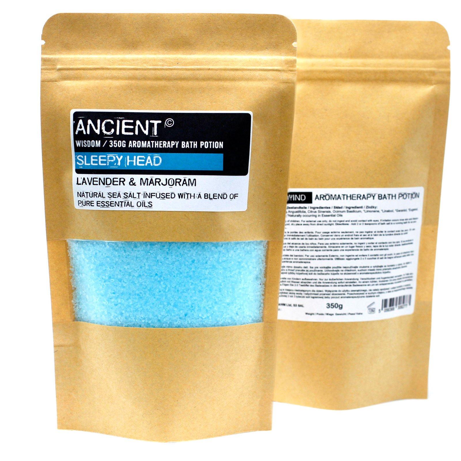 Aromatherapy Bath Salt - Sleepy Head