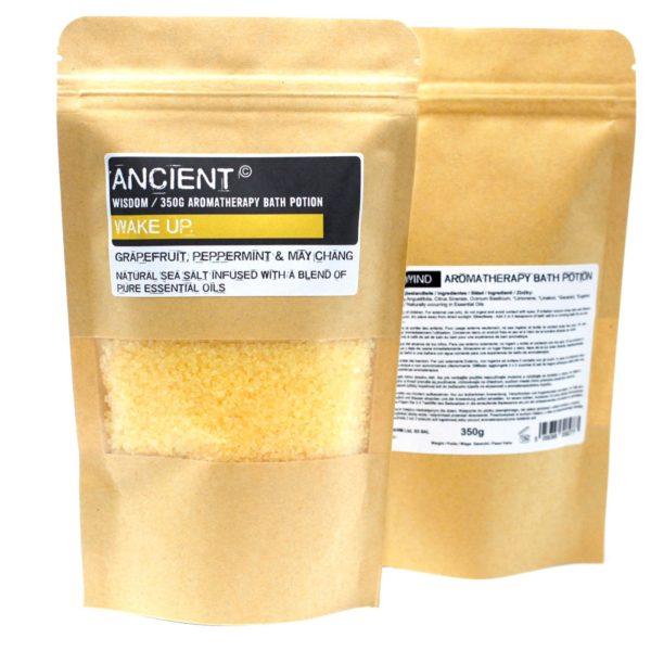 Aromatherapy Bath Salt- Wake Up