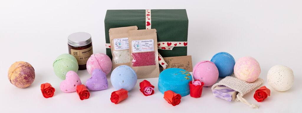 Pamper Gift Boxes