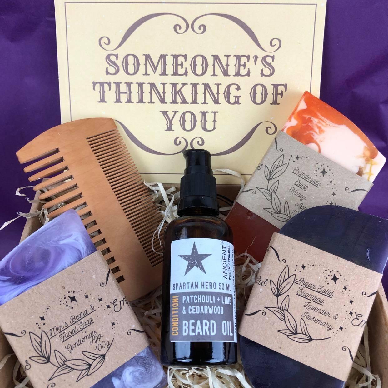 Beard Grooming Kit Gift
