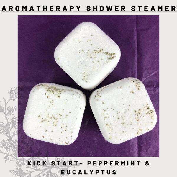 Kick Start Shower Steamers