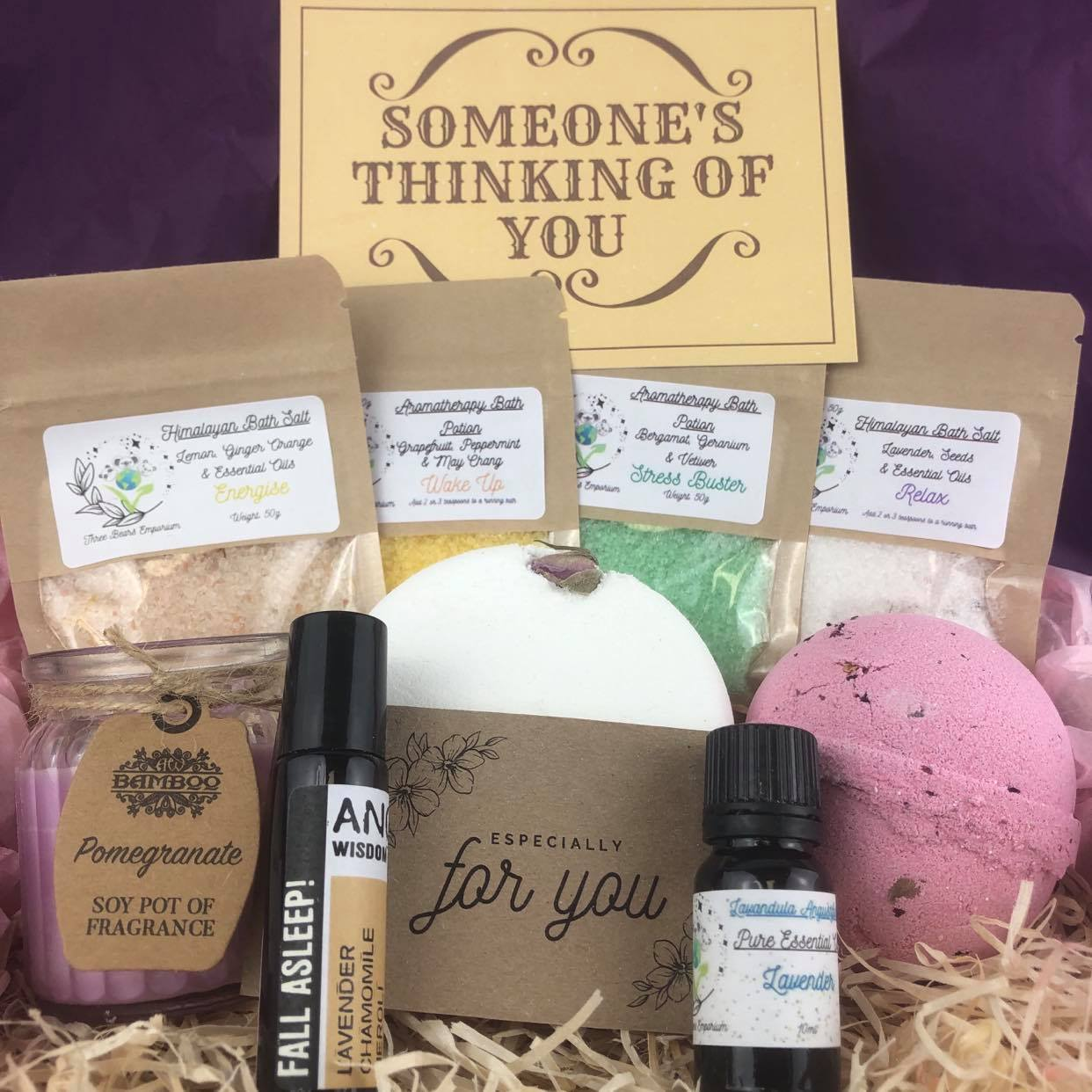 Stress Relief Gift set