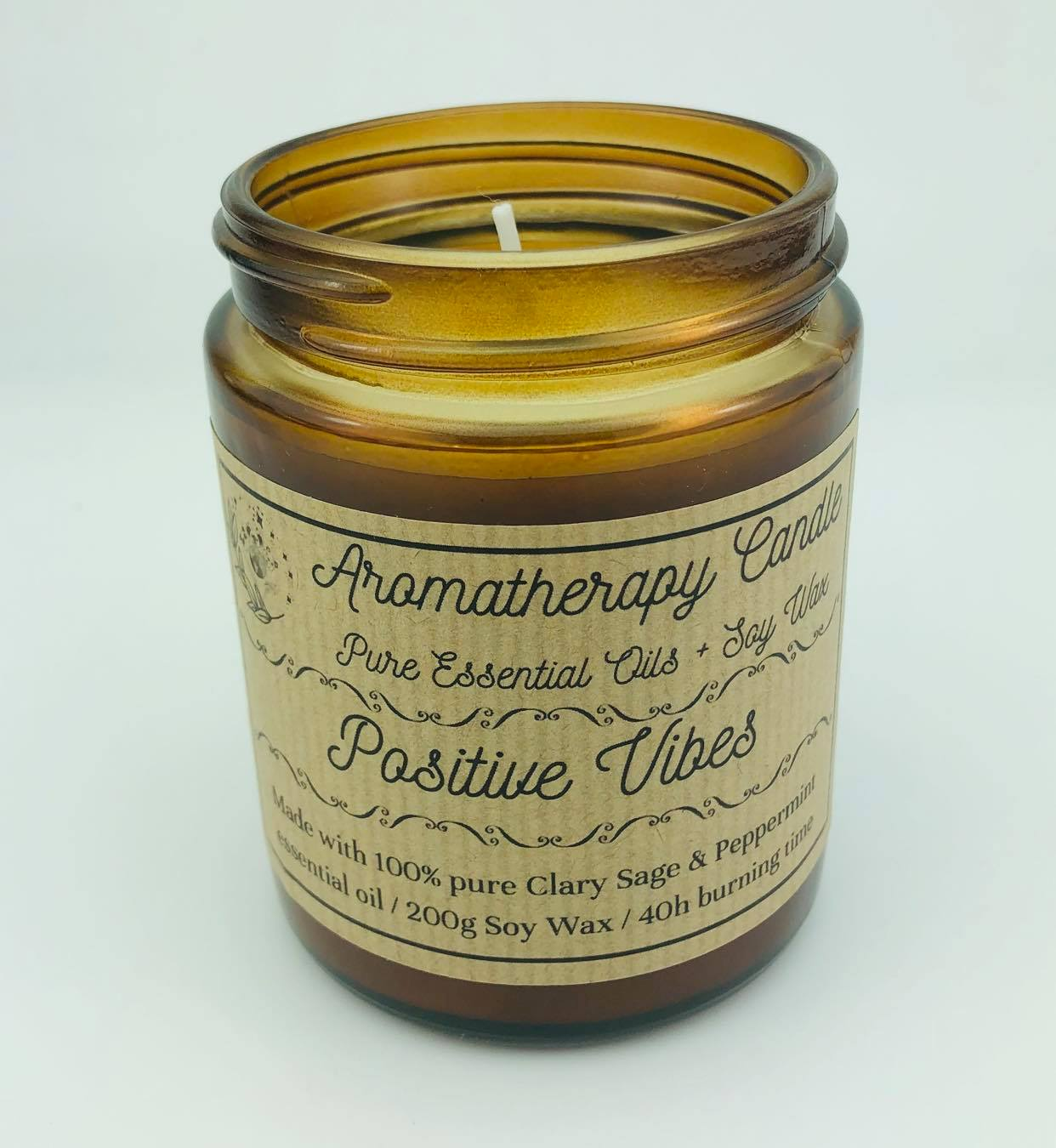 Aromatherapy Soy Wax Candles