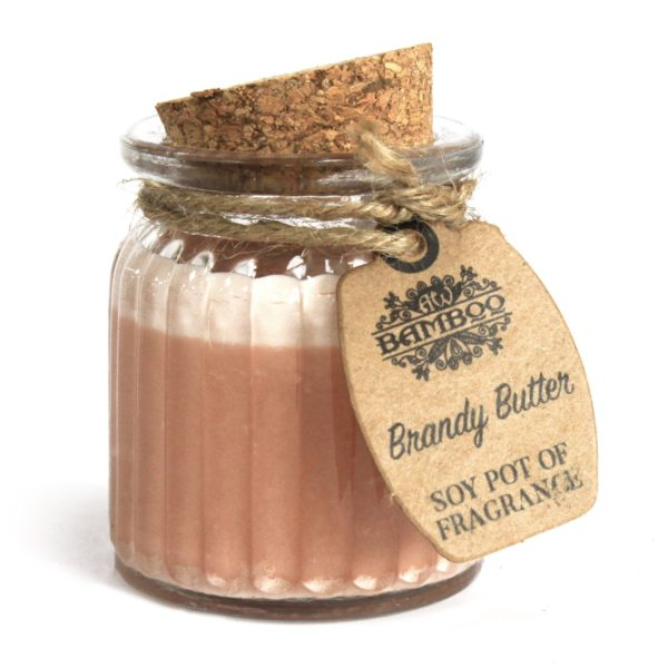 Brandy Butter Soy Wax Candle