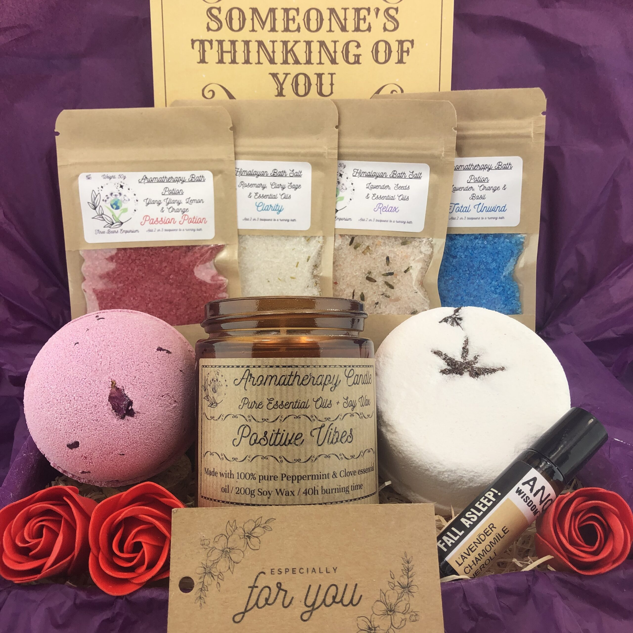 Anxiety Pamper Gift Set