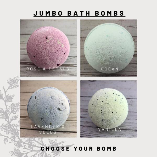 Anxiety Bath Bombs