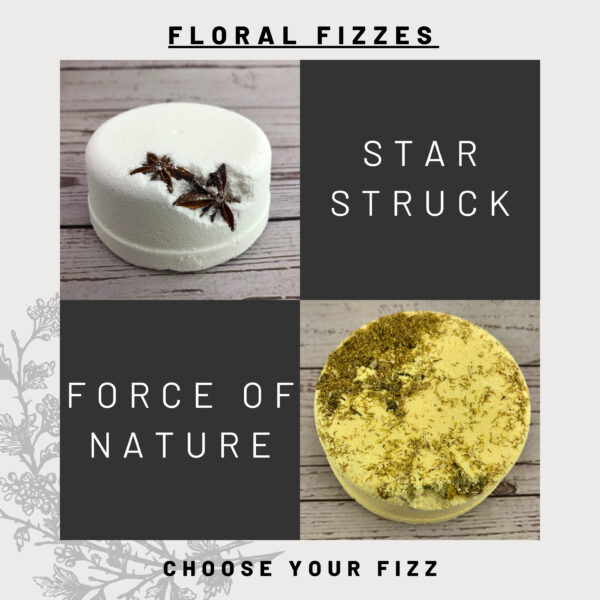 Floral Fizzes