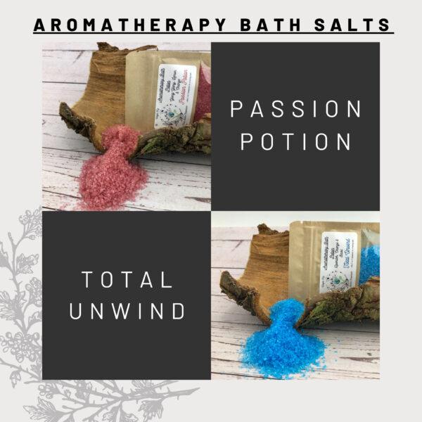 Aromatherapy Bath Salt