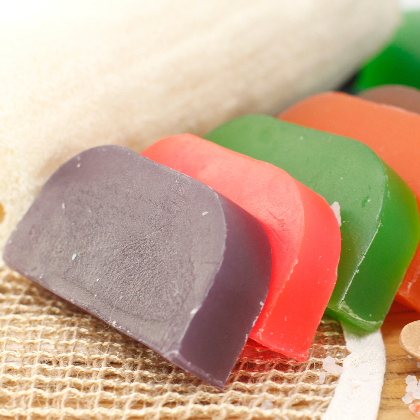 Argan Solid Shampoo Bars gift