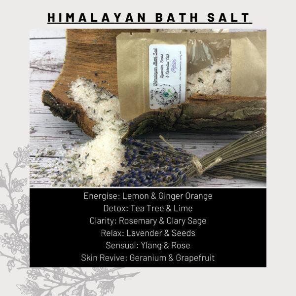 Lavender Himalayan Bath Salt