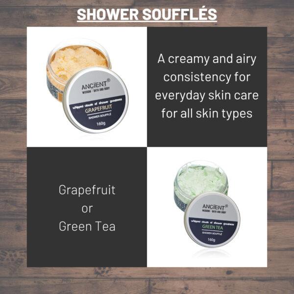 Shower Souffles