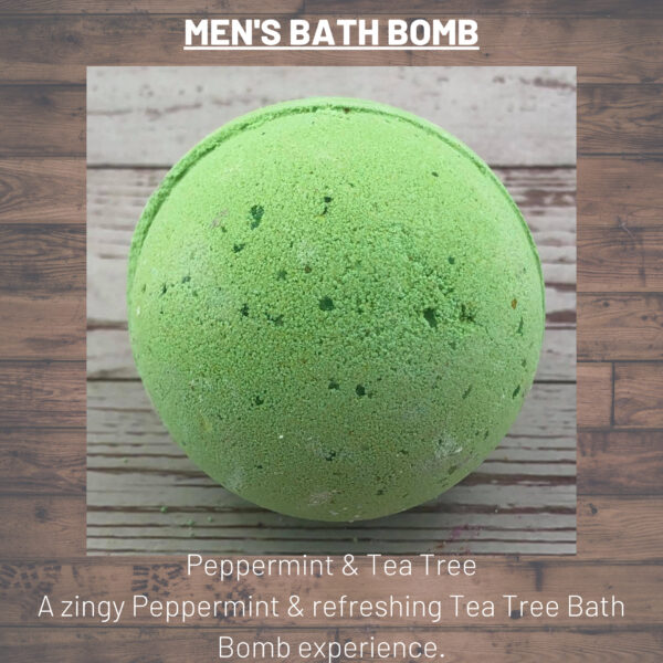 Mens Bath Bomb