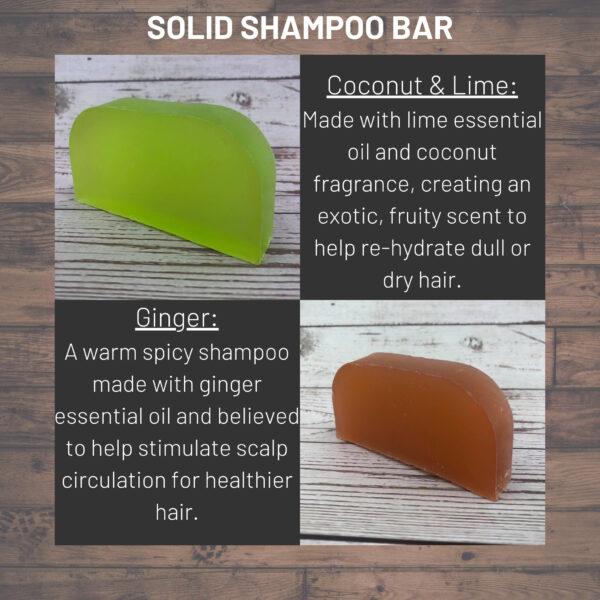 mens solid shampoo bar